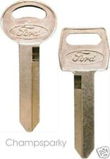 2 1967-1973 FORD SHELBY MUSTANG MACH 1 Key Blanks NOS