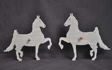 Saddleseat Saddlebred Horse Show Ribbon Wall Display Wooden Scroll Saw New