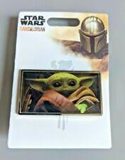 Star Wars - The Mandalorian - Baby Yoda The Child Portrait Pin 139414