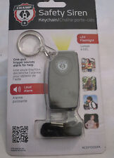New Champ Keychain Personal Safety Siren Loud Alarm with Led Flashlight