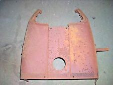 Farmall 404 Tractor Instrument Panel Housing Assembly w/ side panels, 376809R1