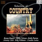 ROGERS Kenny, ANDERSON Lynn... - Selection of country - CD Album