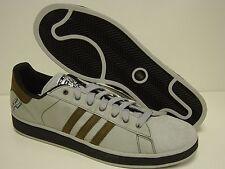 best loved 9796b c8422 Mens Sz 18 adidas Campus II San Antonio Spurs NBA Grey SNEAKERS Shoes