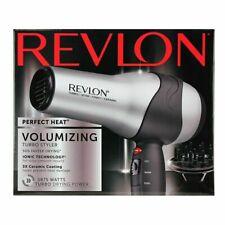Revlon Perfect Heat Volumizing Turbo Styler Model