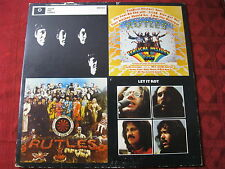 LP The Rutles Meet The Rutles WARNER ORIGINALE US pressing NM Booklet + OIS
