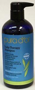 Purador Scalp Therapy Shampoo - 16 oz