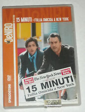DvD - 15 minuti Follia omicida a New York con Robert De Niro - Editoriale - Sc.6