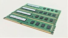 8GB (4x2GB) DDR3 PC3-10600U 1333 MHZ 240 PIN PC RAM DESKTOP MEMORY INTEL AND AMD