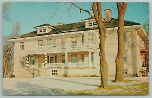 Madison Wisconsin~Shroud Nursing Home~Vintage Postcard