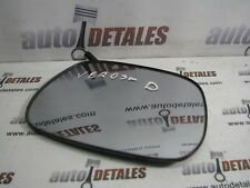 Toyota Avensis Verso mirror glass Drivers Side Right, used 2003 RHD