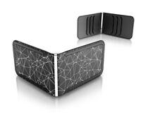 DOSH - PRINT Constellation compact men's designer wallet