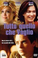 Dvd TUTTO QUELLO CHE VOGLIO - (2002)   ......NUOVO