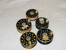 Vintage Pfluger Medalist Fly Reels with Spare Spools
