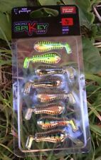 Fox Rage Micro Spikey Fry 4cm Selection Mixed Colours