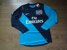 Arsenal 100% Authentic PLayer Issue Jersey Shirt 2011/12 Away L Still BNWT