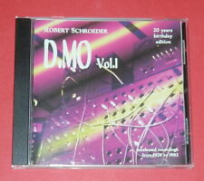 Robert Schroeder - D:MO - Vol. 1 -- CD / Progressive