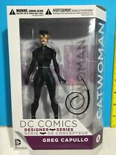 D.C. DIRECT DESIGNER SERIES GREG CAPULLO CATWOMAN BATMAN *SHIPS WORLDWIDE*