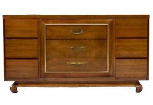 American of Martinsville Mid Century modern furniture dresser