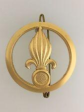 GENUINE France/French Foreign Legion Infantry DRAGO metal beret badge