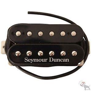 Seymour Duncan SH-PG1b Pearly Gates Bridge Humbucker Black Guitar Pickup 1110249