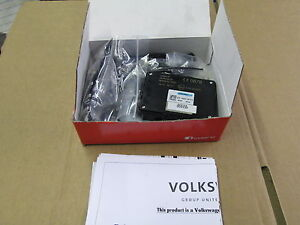 NEW GENUINE VW AUDI COBRA TRACK PLUS KIT GPS TRACKING KIT ZGB000054200A
