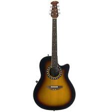 Ovation Signature Glen Campbell Cutaway Acoustic Electric Guitar, Sunburst