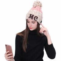 Warm Bluetooth Music Beanie Hat Wireless bluetooth Headset Headphone Speaker