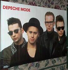 Depeche Mode Vintage Original Group Poster