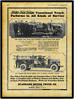 1926 Fisher Fire Trucks New Metal Sign: Hawthorne, New York Fire Dept. Quebec FD