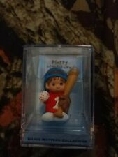 Hallmark merry miniature happy hatters collection - 2000 - B.B. Capps