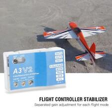 F50A A3 V2 Flight Controller Stabilizer 3-Axis Gyro for RC Fixed-wing Airplane