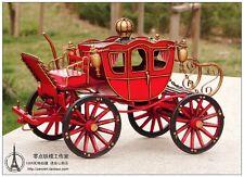1898 Spyker wagon  handmade retro Tin vintage car model (L)