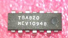 TBA820 14 PIN DIP AUDIO AMP UNIDEN/BEARCAT BC-210/800XLT  REPLACEMENT NOS