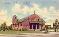 St. Margaret'S Roman Catholic Church Buzzards Bay, Ma 1947