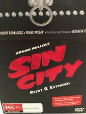 SIN CITY RECUT & EXTENDED BOX SET - INCLUDES LIMITED EDITION GRAPHIC NOVEL