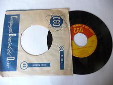"""BETTY CURTIS&JOHNNY DORELLI""""UNA MARCIA IN FA- disco 45 Giri CGD It 1963"""" RARO"""