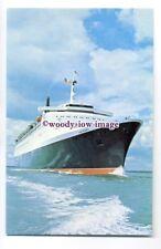 LS0472 - Cunard Liner - Queen Elizabeth 2 - postcard