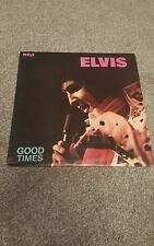 Elvis good times LP album 1974 APL1 0475