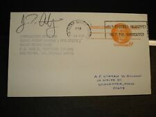 USCGC POINT CAMDEN WPB-82373 Naval Cover 1974 Signed San Pedro, CA