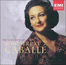 The Very Best of Montserrat Caballé  CD  LIKE NEW  BR419