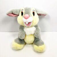 "Disney Bambi Thumper Plush 1992 Classic Collection 11"" Mattel Stuffed Animal Toy"