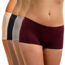 HERMKO 5700 Damen Panty aus anschmiegsamer Baumwolle/Elastan Pant Unterhose