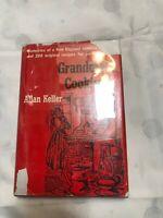 GRANDMA'S  COOKING  ALLAN KELLER   1951 HC    VERY  GOOD