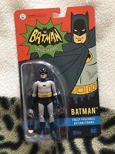Batman classic series Adam west Batman   3.75  inch  figure set
