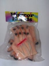Horror GLOVE HAND Covers Cosplay Halloween Costume Props Theater Stage