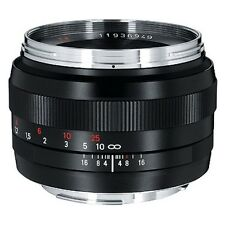 ZEISS Planar 50MM f1.4 ZE - Canon Fit