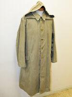 "WW2 Former imperial Japanese Army Type 98 showa16(1941) military Rain coat #""2"