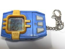 Digimon Adventure Pendulum Progress Dragon's Roar Ver1.0 Metallic Blue&Gold