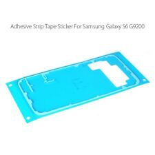 Samsung Galaxy S6 G920 Rear Battery Cover Bonding Adhesive Glue OEM Replacement