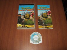 Shrek Smash n Crash Racing für Sony PSP